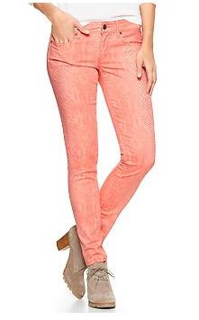 snakeskin always skinny jeans