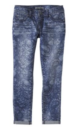 Merona Skinny Ankle Jeans
