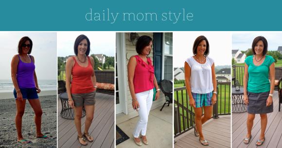 Summer Mom Fashion Over 40