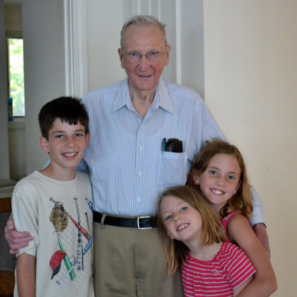 grampa-and-kids