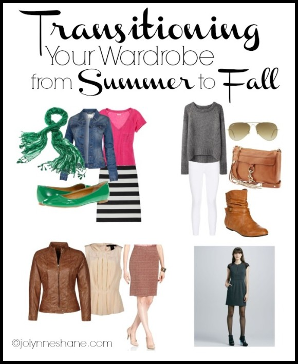 Transitioning Your Wardrobe From Summer to Fall