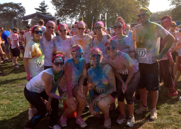 color run10