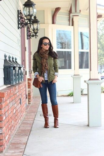 military jacket with leopard
