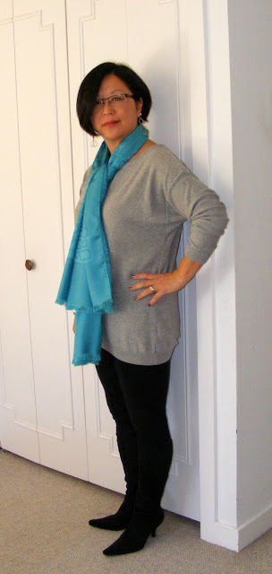 Fashion Over 50: How to Wear Leggings