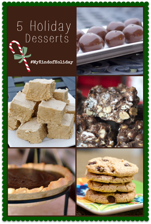 5 holiday desserts