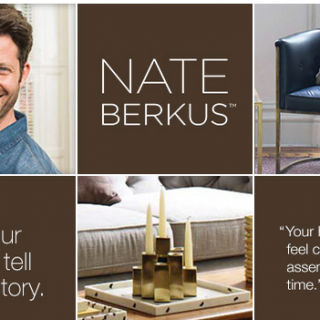 Mantel Decorating Tips from Nate Berkus