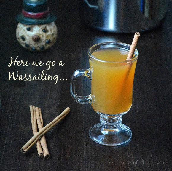 Wassail Recipe: A Festive Holiday Drink