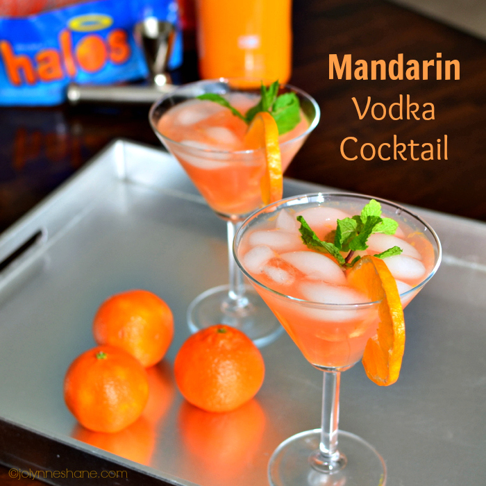 Mandarin vodka cocktail for Fun cocktails with vodka