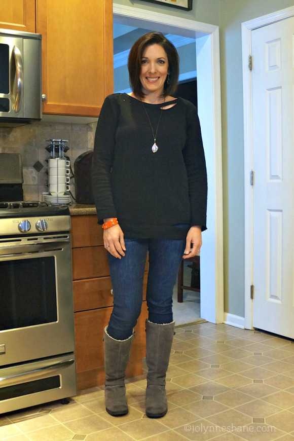 Casual Mom Style