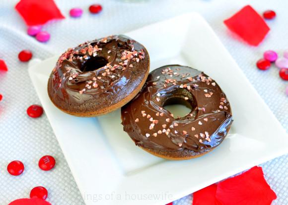 Gluten Free Chocolate Donuts 2