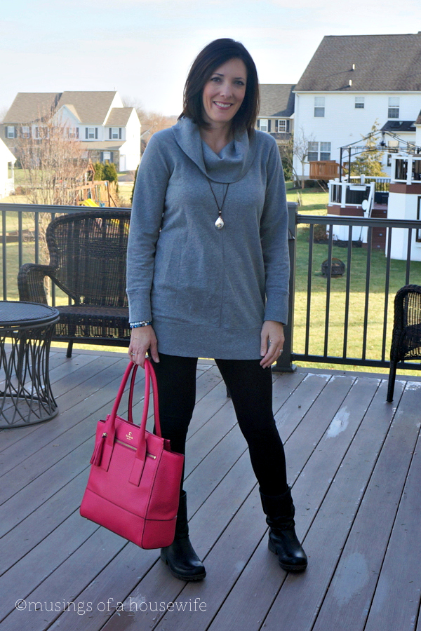 fashion over 40 leggings