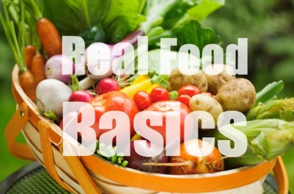 real food basics