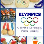 Coast to Coast Summer Survival: Olympics Party Recipes