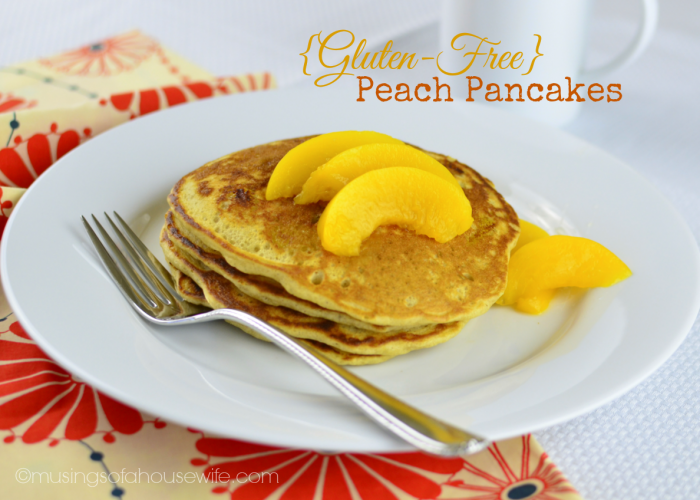 Peach Pancakes Recipe