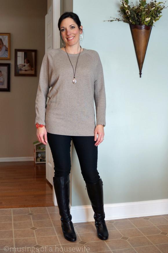 oatmeal-tunic-with-black-skinny-pants