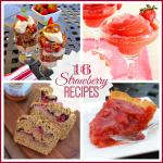 16 Delicious Strawberry Recipes