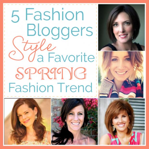 Fashion Blogger Spring Challenge