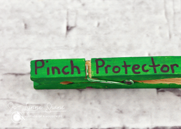 Pinch-Protector