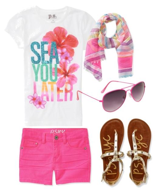 Spring Fashion for Tween Girls