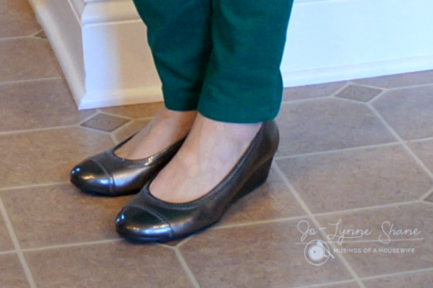Cole Haan Milly Wedge Pumps
