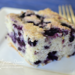 Gluten-Free Blueberry Breakfast Cake