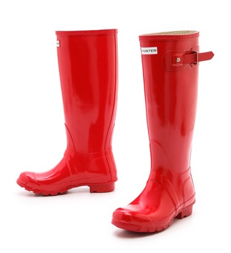 Hunter Rain Boots 25% off at SHOPBOP