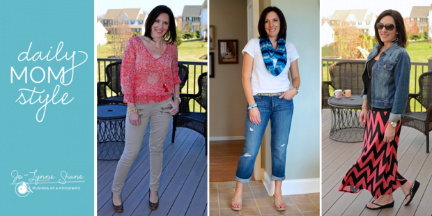Fashion Over 40 #OOTD at Musings of a Housewife