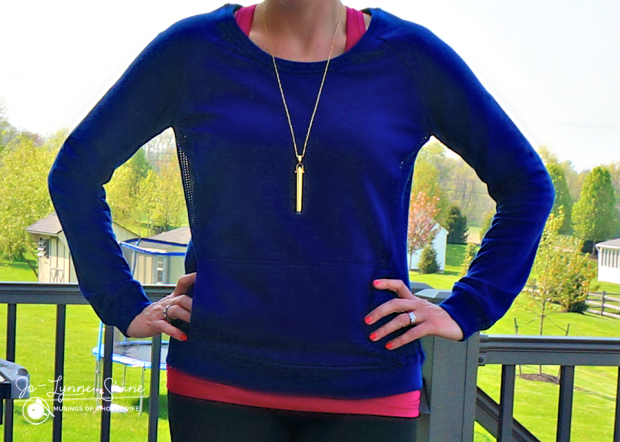 Bonita Pullover with Rebel Pendant
