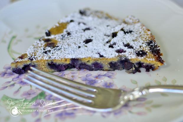 Blueberry Dutch Baby Recipe 6
