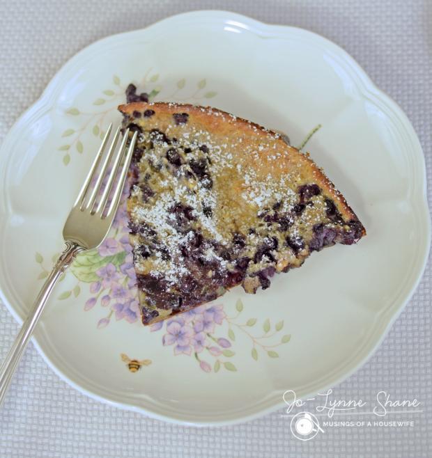 Blueberry Dutch Baby Recipe 4