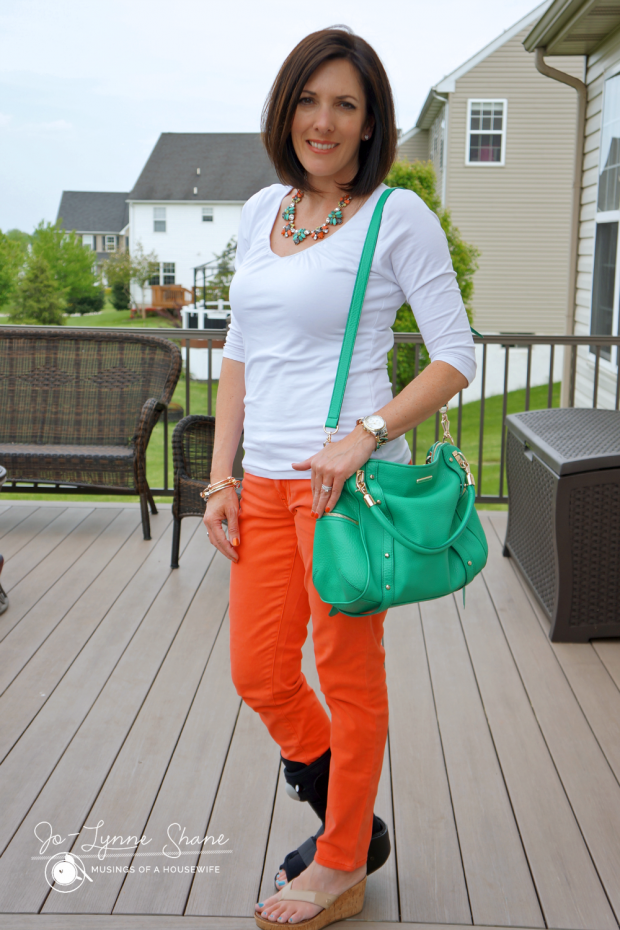 coral-jeggings