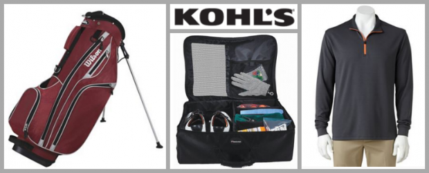 kohls golf shop