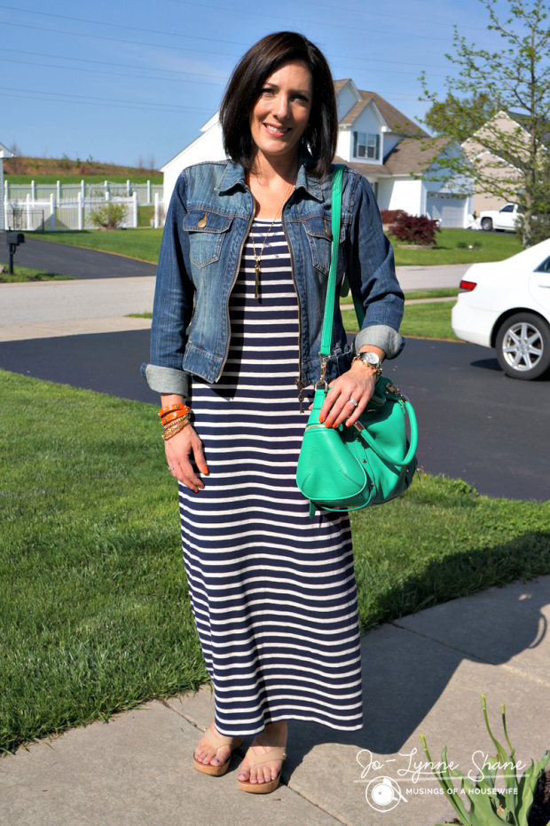 maxi-dress-with-denim-jacket