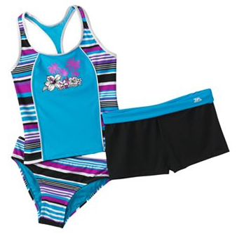 Cute swimsuit for girls at Kohl's