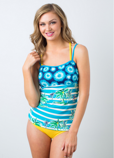 Modest Swimsuits for Women at Lime Ricki