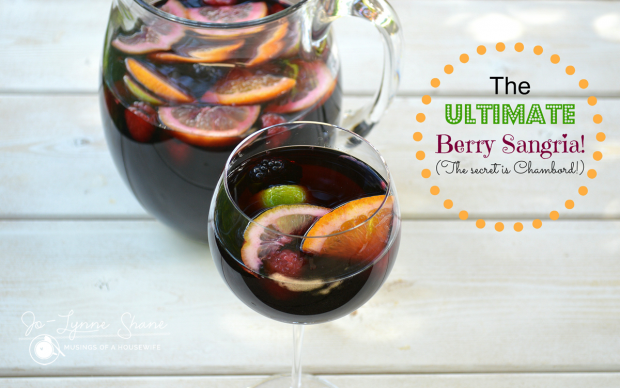 The Ultimate Berry Sangria Recipe