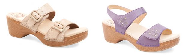 dansko-sandals