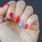 Patriotic Nails for the Fourth #BeautyBuzz