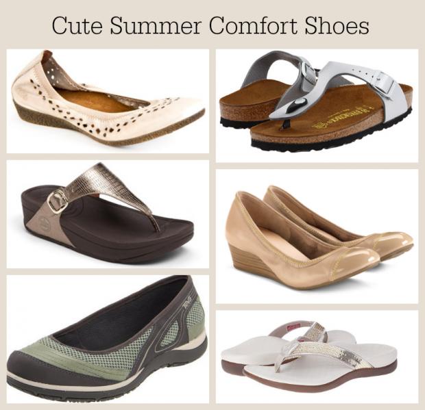 summer comfort shoes for women