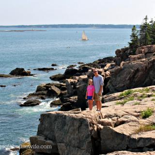Greetings from Maine! #FamilyTravelDiary