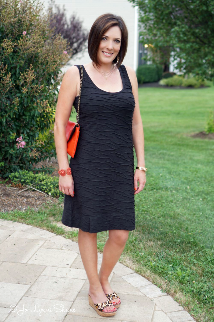 How To Accessorize A Lbd For Summer