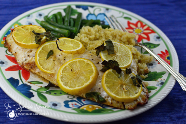 Rockfish-with-Lemon-Butter