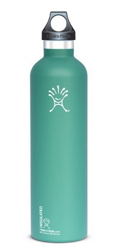 Beach Bag Essentials: Hydro Flask Insulated Stainless Steel Water Bottle