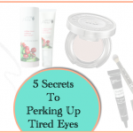 5 Secrets To Perk Up Your Peepers #BeautyBuzz