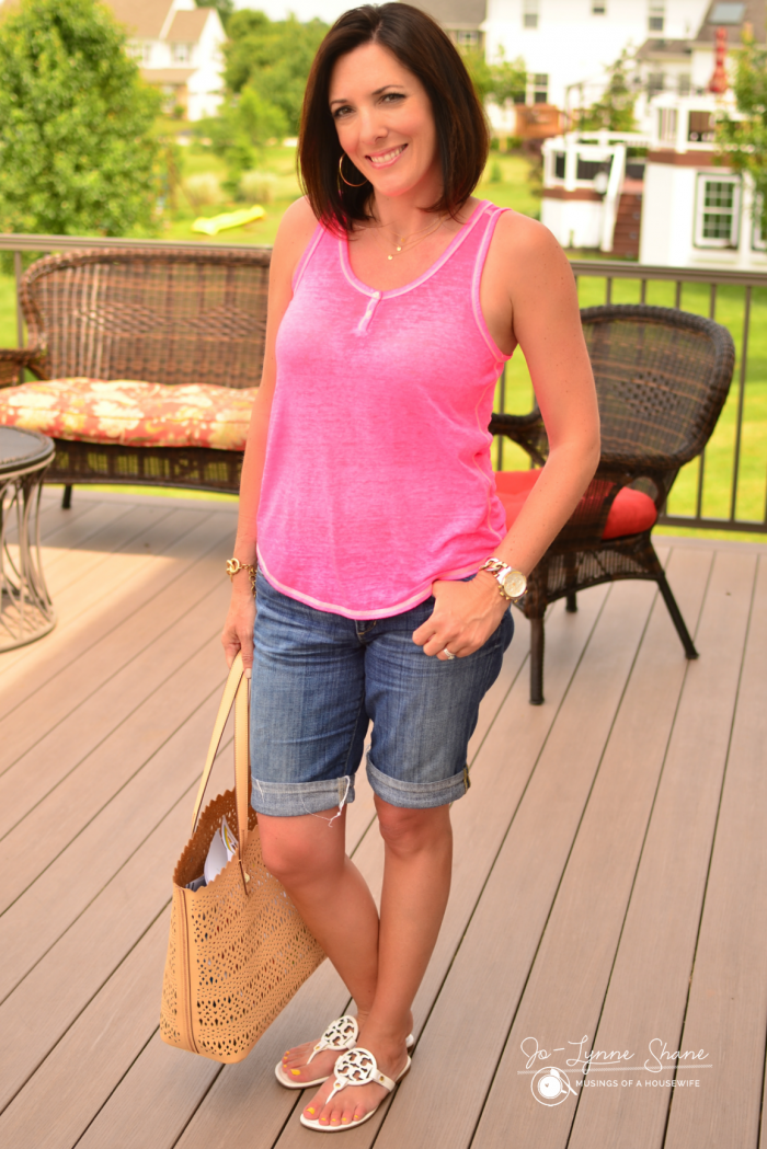 Fashion Over 40: How to Wear Neon This Summer