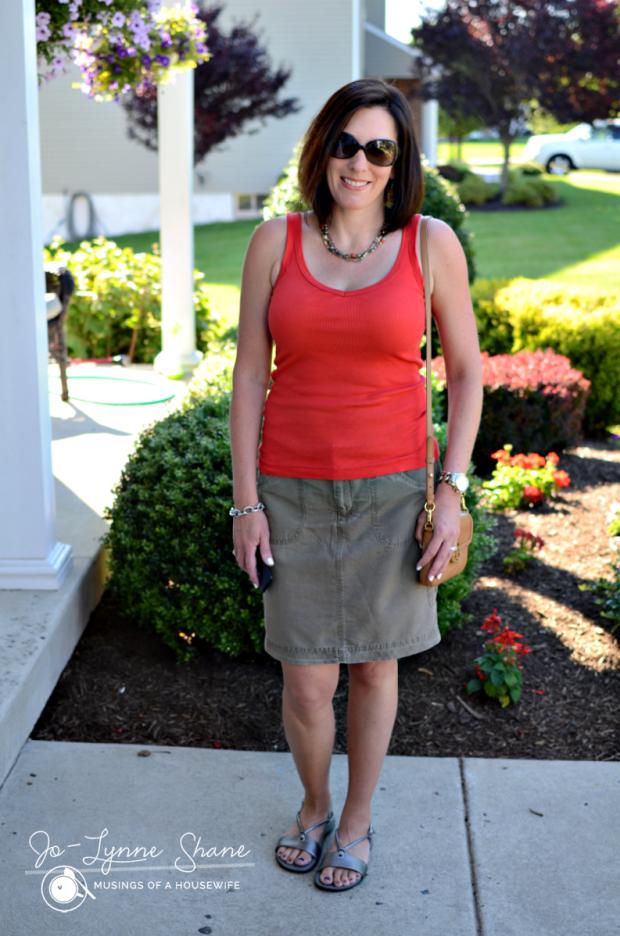 orange-tank-with-olive-skirt-