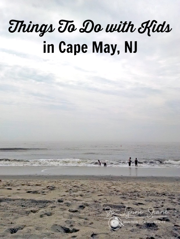 things to do with kids in cape may