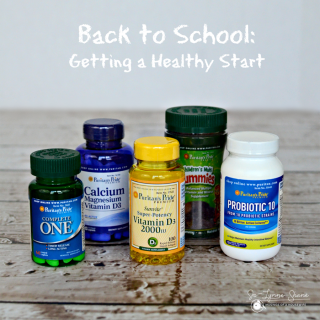 Getting a Healthy Start to Back To School