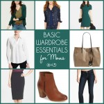 Basic Wardrobe Essentials for Moms *Updated Fall 2015*
