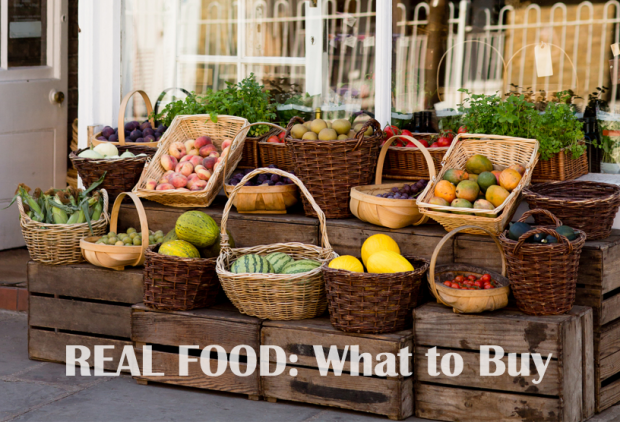 real-food-what-to-buy